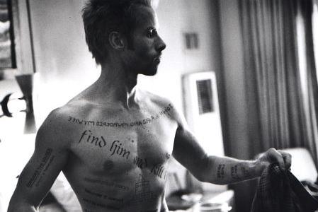 Like a free tattoo.